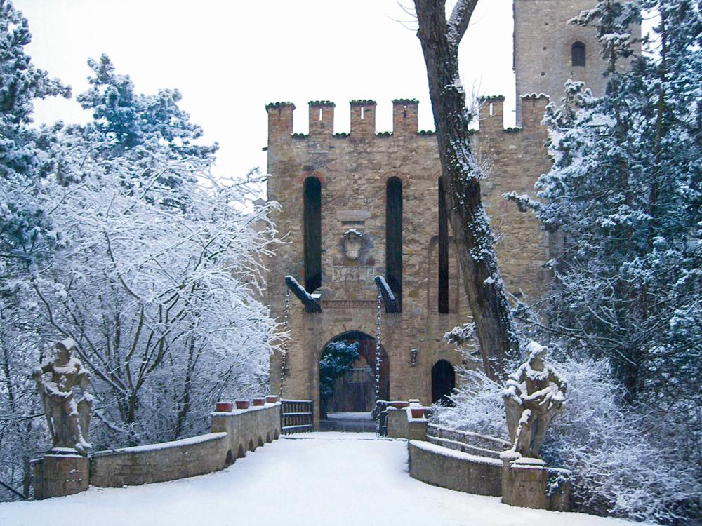 Castello di Gropparello - I Castelli del Ducato di Parma